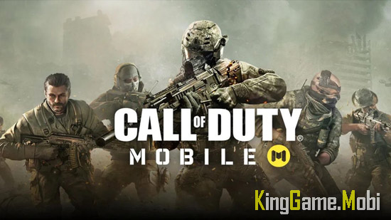 Call of Duty Mobile top game ban sung mobile hay nhat - Top Game Bắn Súng Mobile Hay Nhất 2021