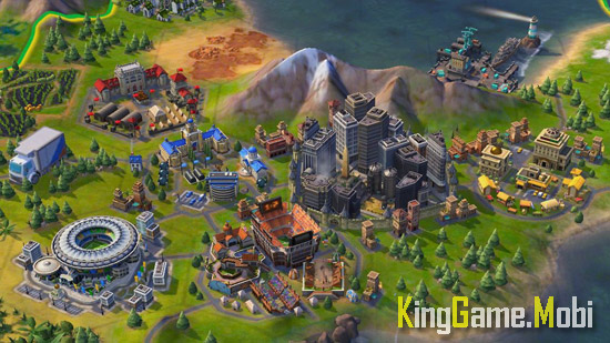Civilization VI top game chien thuat android - Top 10 Game Chiến Thuật Hay Cho Android