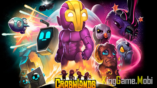 Crashlands top game offline android - Top 10 Game Offline Cho Android Hay 2021