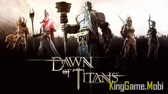 Dawn of Titans top game chien thuat android - Top 10 Game Chiến Thuật Hay Cho Android