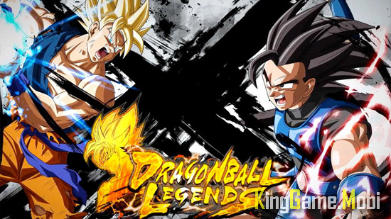 Dragon Ball Z Legends - Top Game Anime Hay Nhất Cho Android