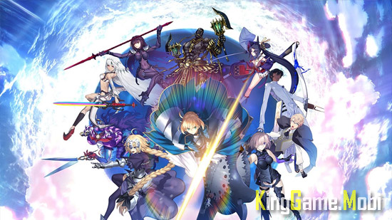 Fate Grand Order - Top Game Anime Hay Nhất Cho Android
