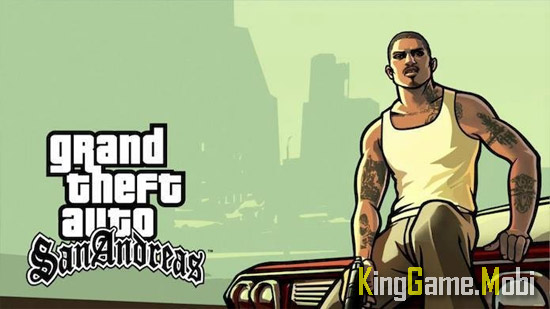 Grand Theft Auto San Andreas top game the gioi mo - Top Game Thế Giới Mở Cho Mobile