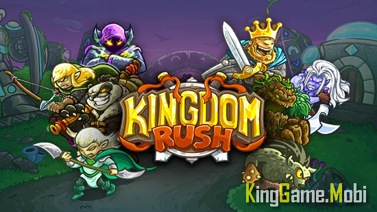 Kingdom Rush top game chien thuat android - Top 10 Game Chiến Thuật Hay Cho Android