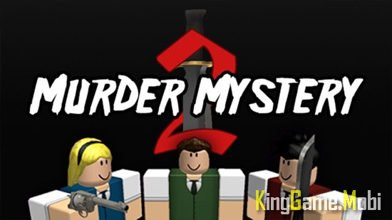 Murder Mystery 2 top game roblox - Top Game Roblox Hay Nhất 2021