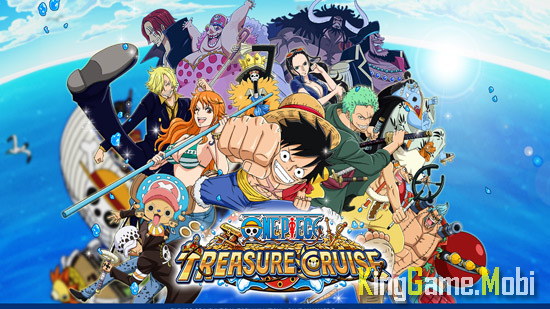 One Piece Treasure Cruise - Top Game Anime Hay Nhất Cho Android