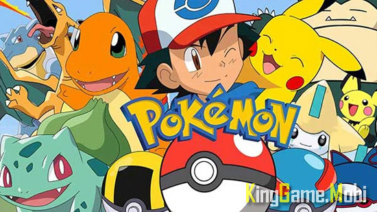 Pokemon GO - Top Game Anime Hay Nhất Cho Android