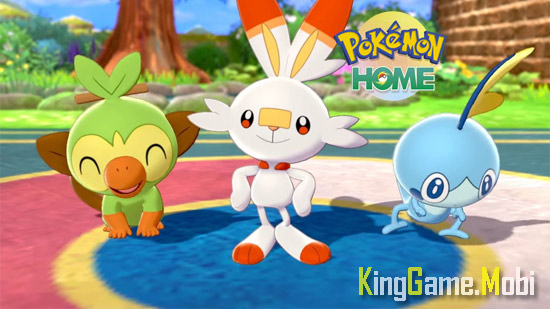 Pokemon Home top 7 tren android - Top Game Pokemon Hay Nhất Cho Android