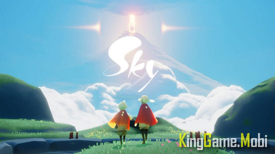 Sky Children Of Light top game the gioi mo - Top Game Thế Giới Mở Cho Mobile