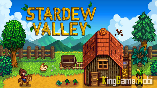 Stardew Valley top game the gioi mo - Top Game Thế Giới Mở Cho Mobile