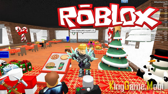 Work at a Pizza Place top game roblox - Top Game Roblox Hay Nhất 2021