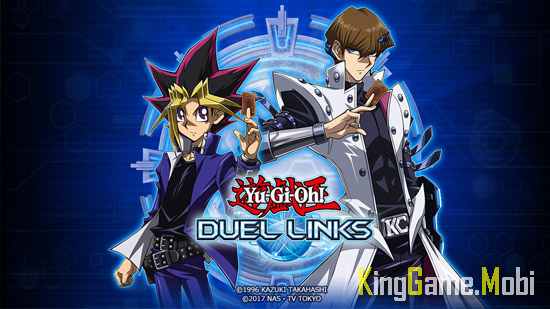 Yu Gi Oh Duel Links - Top Game Anime Hay Nhất Cho Android
