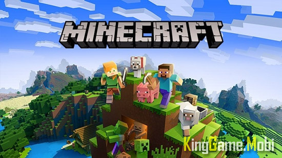 game minecraft the gioi sang tao - Top Game Sinh Tồn Mobile Hay Nhất