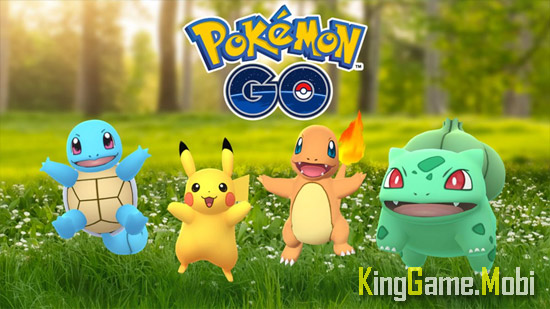 pokemon go top 1 game tren android - Top Game Pokemon Hay Nhất Cho Android