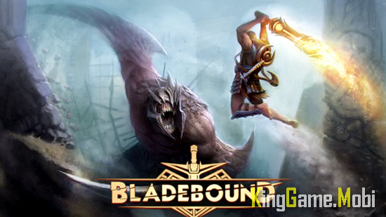 Blade Bound Legendary Hack and Slash Action RPG - Top Game Chặt Chém Hay Cho Android