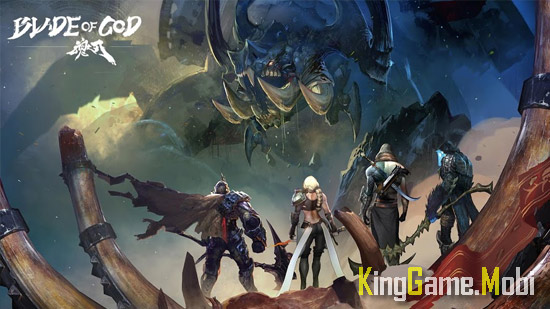 Blade of God Vargr Souls - Top Game Chặt Chém Hay Cho Android