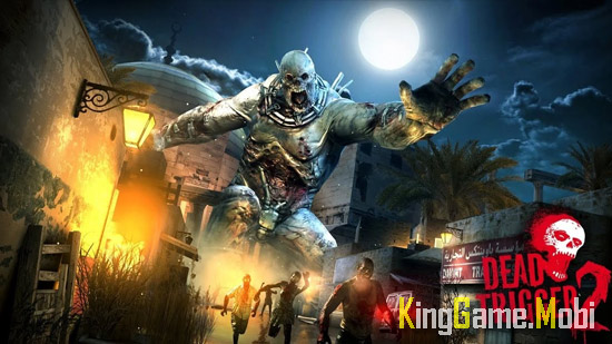 Dead Trigger 2 top game zombie mobile - Top Game Zombie Mobile Hay Nhất