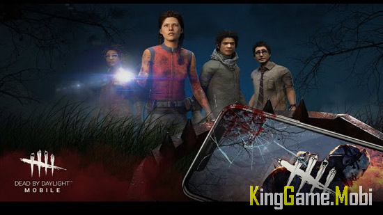 Dead by Daylight Mobile Multiplayer Horror Game - Top Game Kinh Dị Mobile Hay Nhất