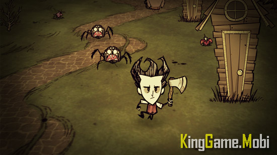 Dont Starve top game sinh ton - Top Game Sinh Tồn Mobile Hay Nhất