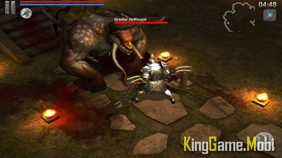 Ire Blood Memory top game chat chem - Top Game Chặt Chém Hay Cho Android