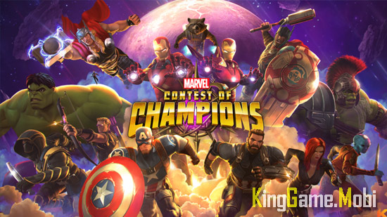 Marvel Contest of Champions - Top Game Hành Động Hay Cho Android