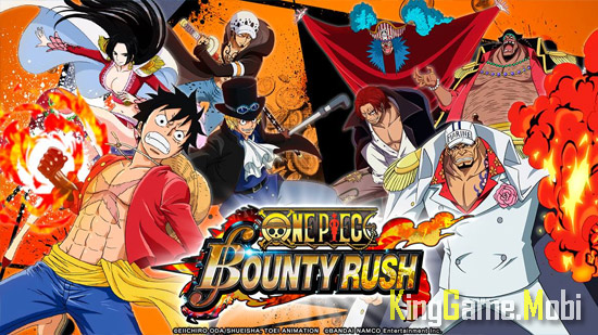 One Piece Bounty Rush - Top Game One Piece Mobile Hay Nhất