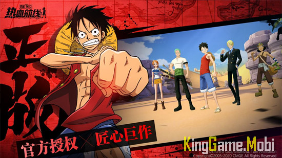 One Piece Fighting Path - Top Game One Piece Mobile Hay Nhất