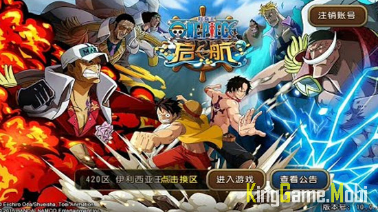 One Piece Sailing King - Top Game One Piece Mobile Hay Nhất