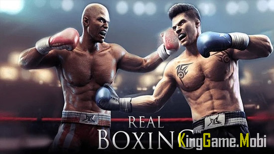 Real Boxing Fighting Game - Top Game Hành Động Hay Cho Android