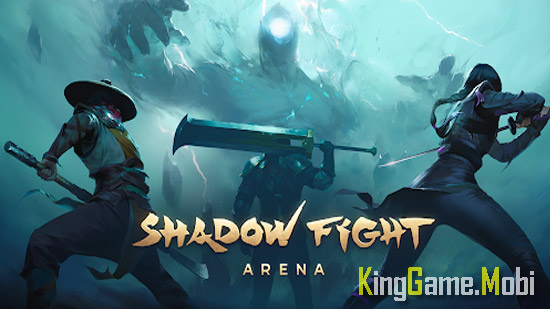 Shadow Fight Arena - Top Game Hành Động Hay Cho Android