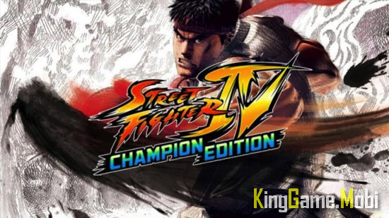 Street Fighter IV Champion Edition - Top Game Hành Động Hay Cho Android