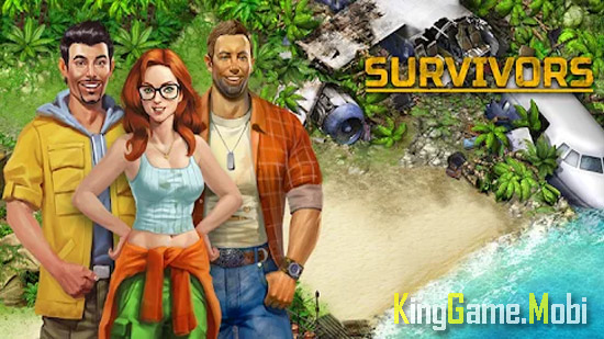 Survivors The Quest - Top Game Sinh Tồn Mobile Hay Nhất