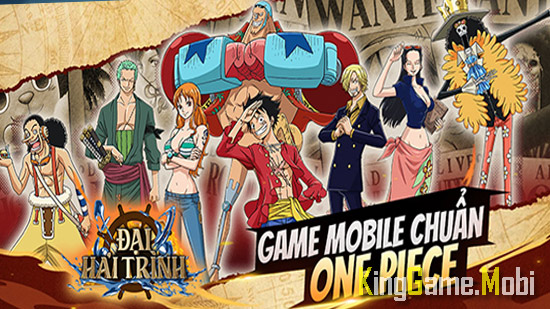dai hai trinh one piece - Top Game One Piece Mobile Hay Nhất
