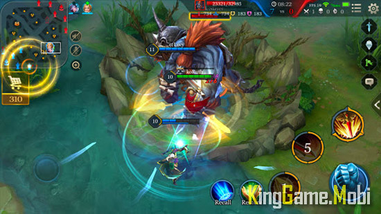 Arena of Valor 5v5 Arena Game - Top Game Moba Cho Điện Thoại