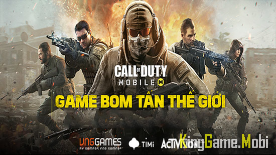 Call of Duty Mobile - Top Game Battle Royale Mobile