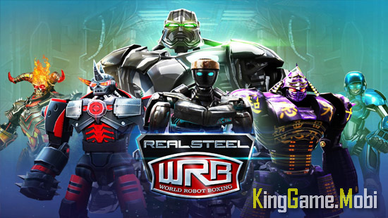 Real Steel World Robot Boxing - Top 15 Game Đối Kháng Hay Cho Android