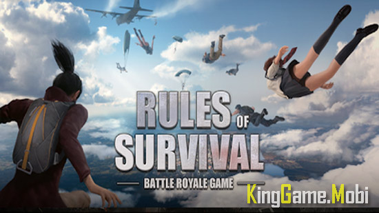 Rules of Survival - Top Game Battle Royale Mobile