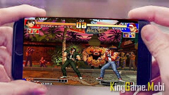 The King of Fighters 97 - Top 15 Game Đối Kháng Hay Cho Android