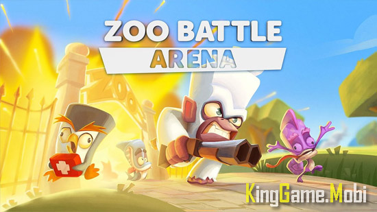 Zooba Zoo Combat Battle Royale - Top Game Battle Royale Mobile
