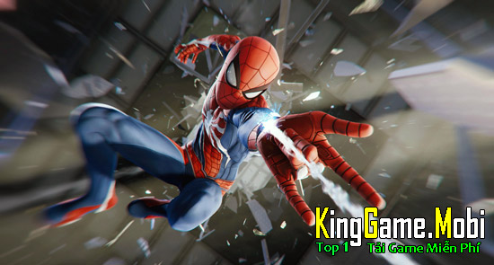 gioi-thieu-ve-game-spider-man